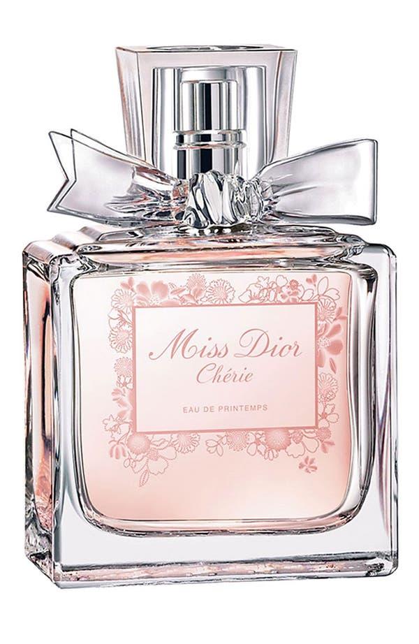 Alternate Image 1 Selected - Dior 'Miss Dior Chérie' Eau de Printemps