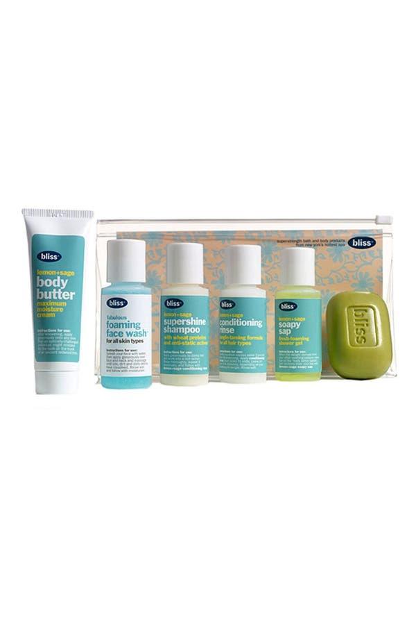 Alternate Image 1 Selected - bliss® Lemon + Sage Sinkside 6-Pack ($30 Value)