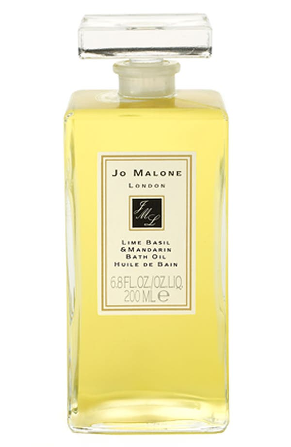 Main Image - Jo Malone™ 'Lime Basil & Mandarin' Bath Oil (6.8 oz.)