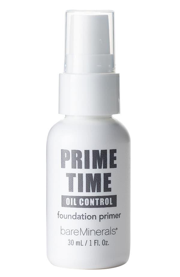 Main Image - Bare Escentuals® bareMinerals® 'Prime Time' Oil Control Foundation Primer