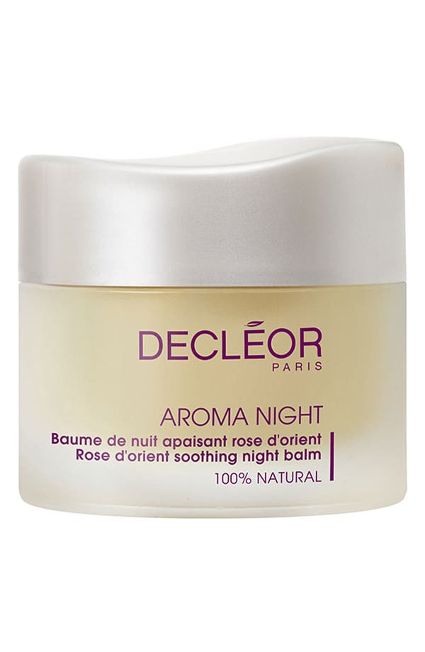 Alternate Image 1 Selected - Decléor 'Aroma Night' Rose D'Orient Soothing Night Balm