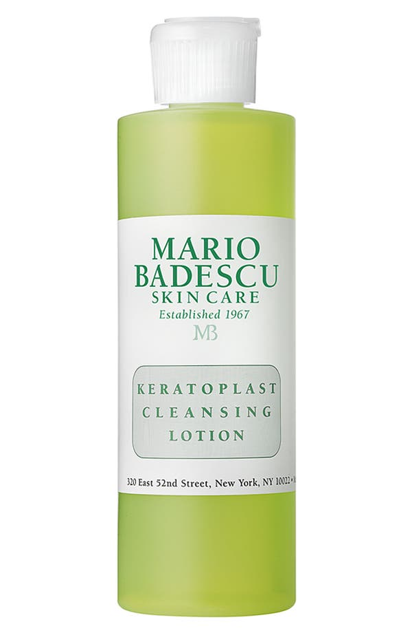 Main Image - Mario Badescu Keratoplast Cleansing Lotion