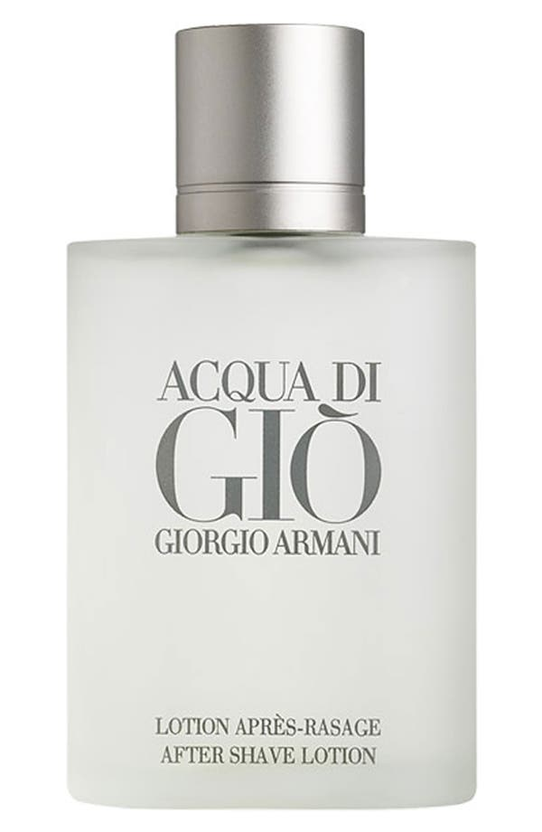 Alternate Image 1 Selected - Acqua di Giò pour Homme After Shave Lotion
