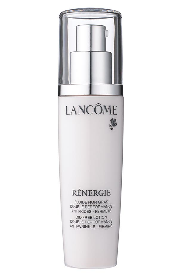 Alternate Image 1 Selected - Lancôme 'Rénergie' Oil-Free Anti-Wrinkle & Firming Lotion