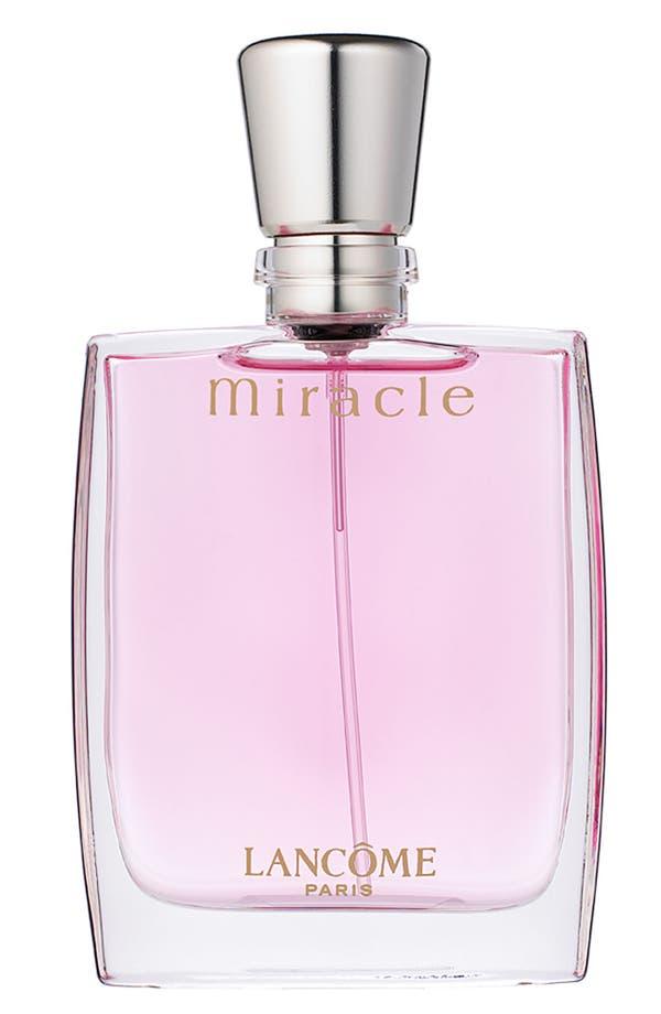 Alternate Image 1 Selected - Lancôme Miracle Eau de Parfum Spray