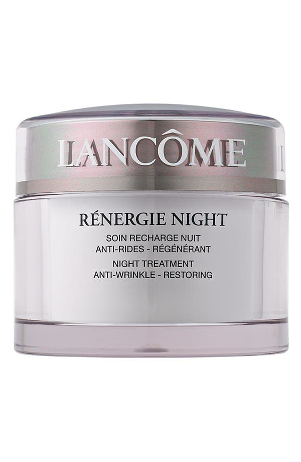 Alternate Image 1 Selected - Lancôme Rénergie Moisturizer Night Cream