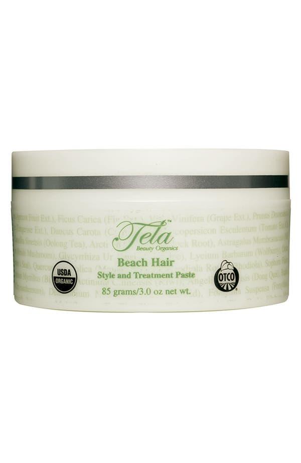 Alternate Image 1 Selected - Tela Beauty Organics 'Beach Hair' Style and Treatment Paste