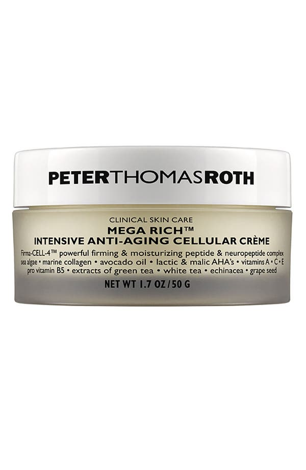 Alternate Image 1 Selected - Peter Thomas Roth 'Mega Rich' Intensive Anti-Aging Cellular Crème