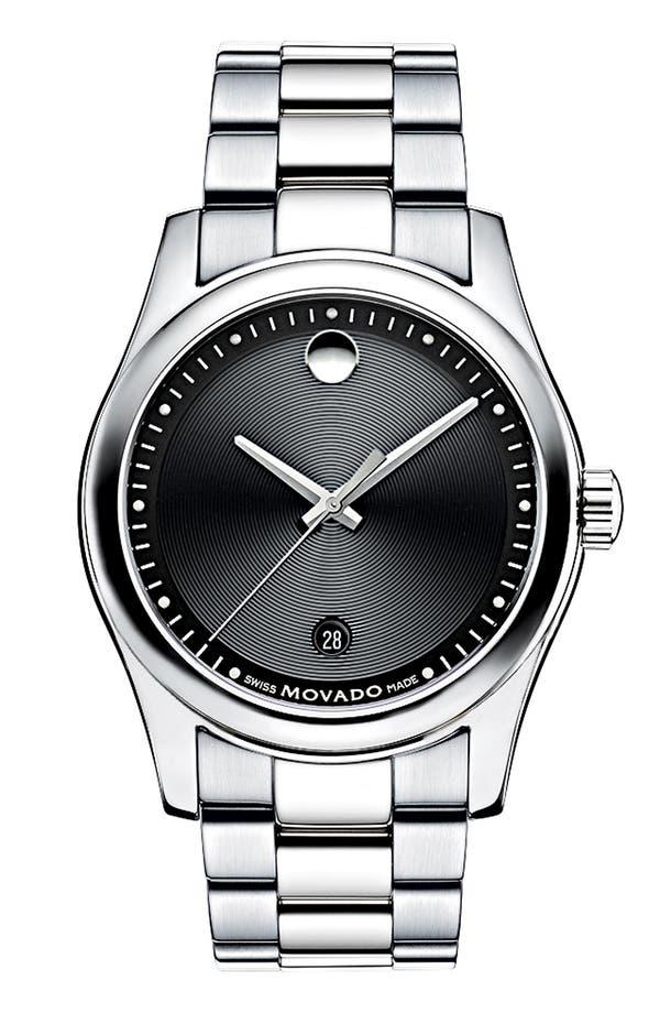 Alternate Image 1 Selected - Movado 'Sportivo' Bracelet Watch