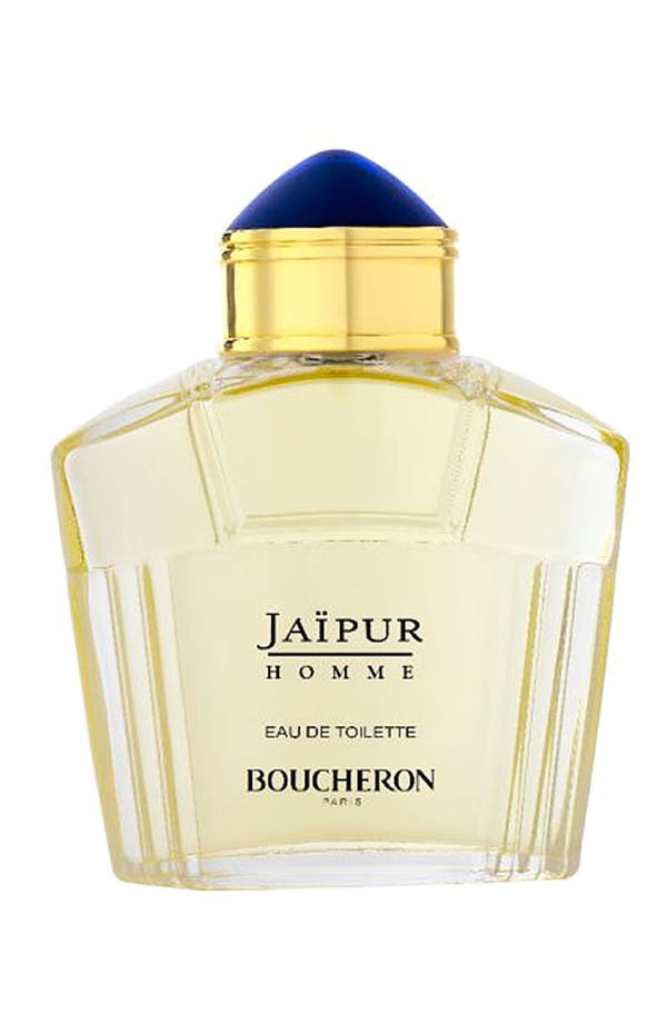 Alternate Image 1 Selected - Boucheron 'Jaïpur Homme' Eau de Toilette Spray