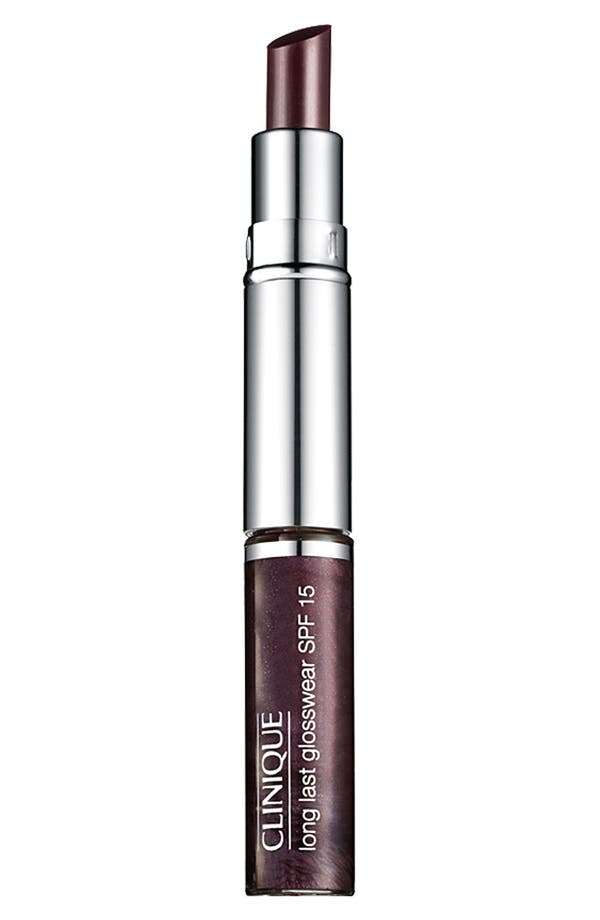Main Image - Clinique 'Black Honey' Dual Ended Almost Lipstick & Long Last Glosswear SPF 15