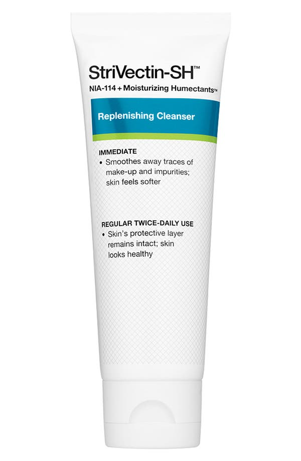 Alternate Image 1 Selected - StriVectin-SH™ Replenishing Cleanser