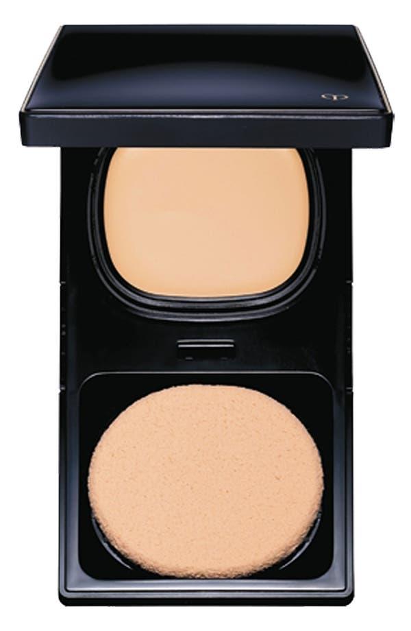 Alternate Image 1 Selected - Clé de Peau Beauté Cream Compact Foundation SPF 18 Refill