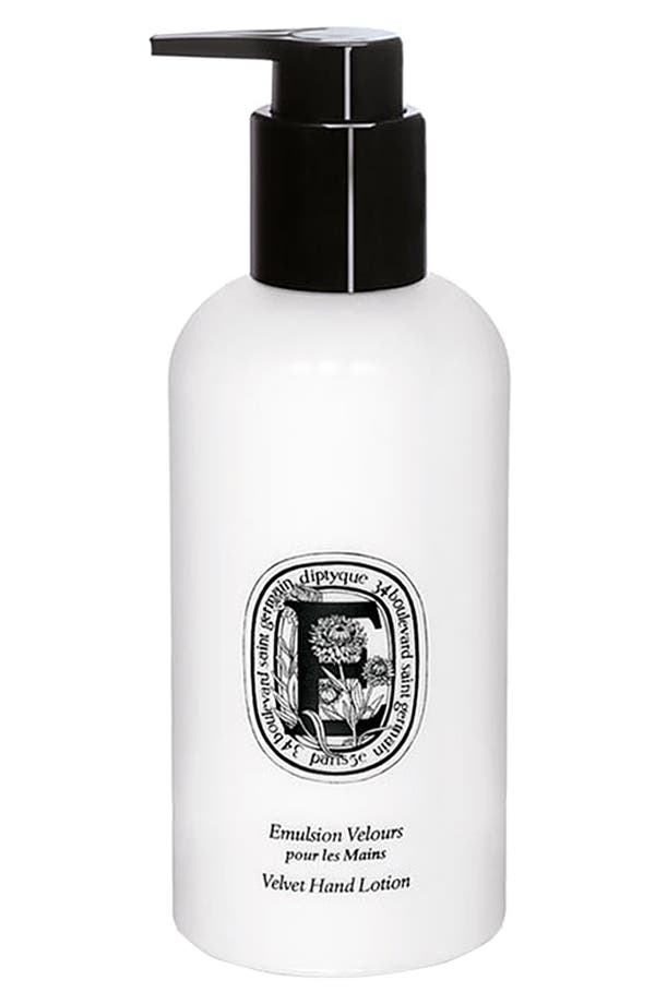 Alternate Image 1 Selected - diptyque Velvet Hand Lotion