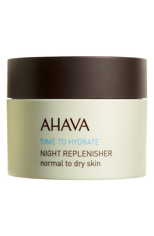 AHAVA 'Time to Hydrate' Night Replenisher
