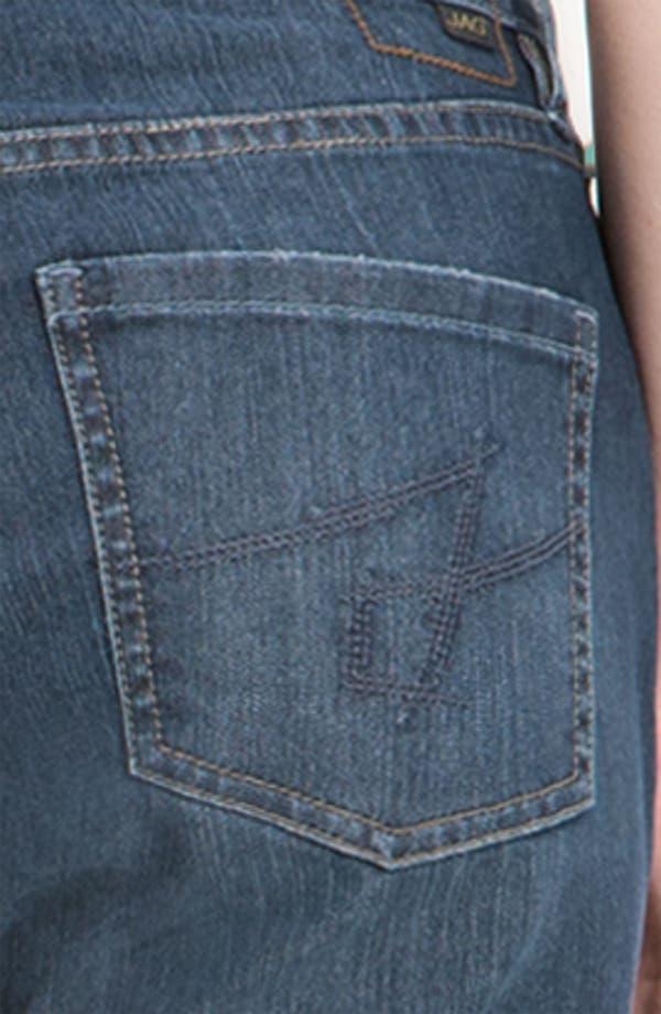 Alternate Image 3  - Jag Jeans 'Trudie' Slim Flare Leg Jeans (Petite) (Online Exclusive)