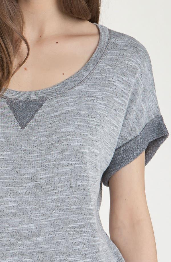Alternate Image 3  - Splendid Mélange Sweatshirt