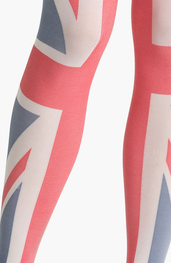 Alternate Image 2  - Pretty Polly 'Union Jack Flag' Tights