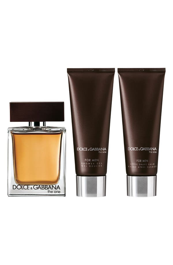 Alternate Image 2  - Dolce&Gabbana Beauty 'The One for Men' Gift Set ($92 Value)