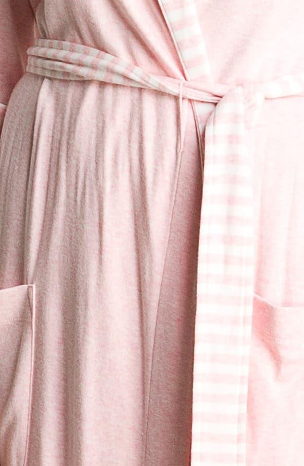 Alternate Image 3  - Carole Hochman Designs 'Gardenside' Hooded Robe