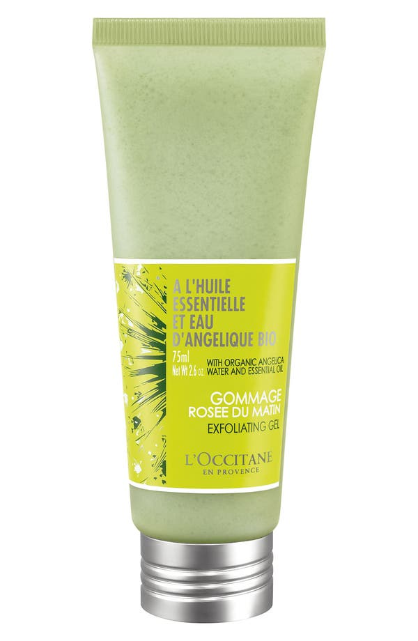 Main Image - L'Occitane 'Angelica' Exfoliating Gel