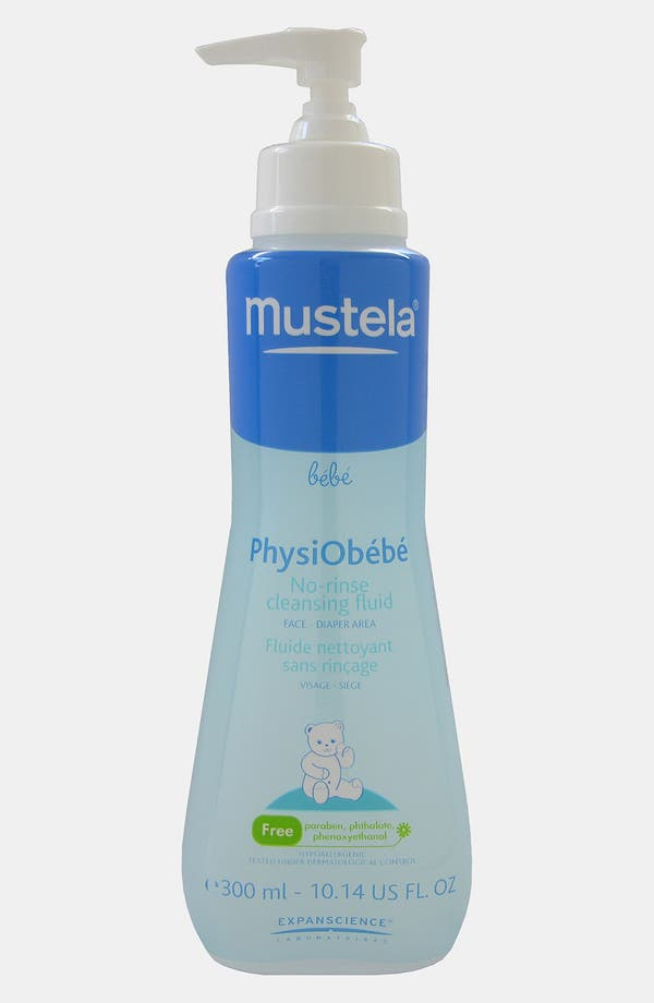 Alternate Image 1 Selected - Mustela® 'PhysiOBébé®' Rinse-Free Cleanser