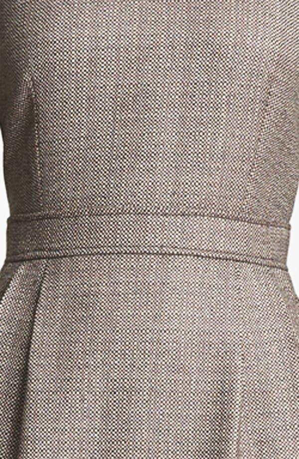 Alternate Image 3  - Armani Collezioni Check Dress