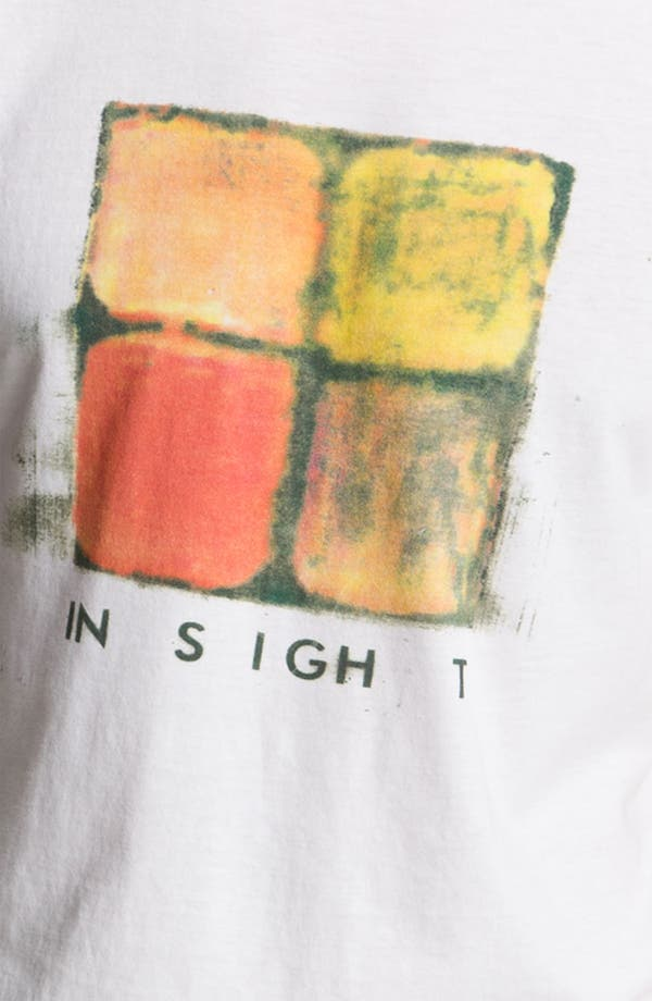 Alternate Image 3  - Insight 'Sticky Fingers' Graphic T-Shirt