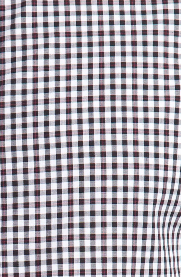 Alternate Image 3  - Michael Kors 'Fairfax Check' Sport Shirt