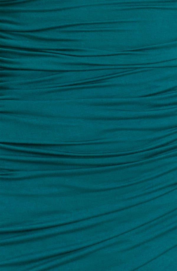 Alternate Image 3  - Velvet by Graham & Spencer Ruched Jersey Sheath Dress