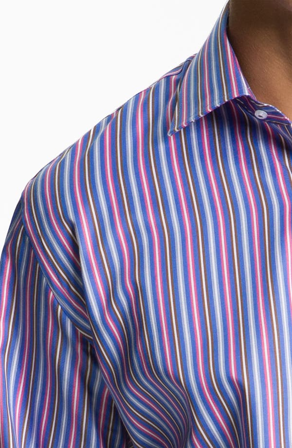 Alternate Image 3  - Peter Millar 'Pop Stripe' Sport Shirt