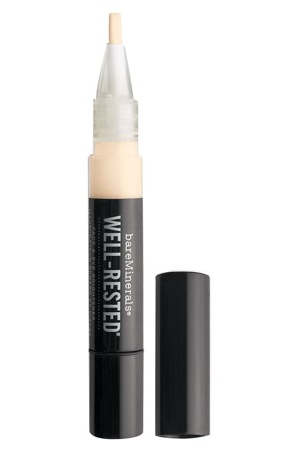 Alternate Image 1 Selected - bareMinerals® Well Rested® Eye & Face Brightener