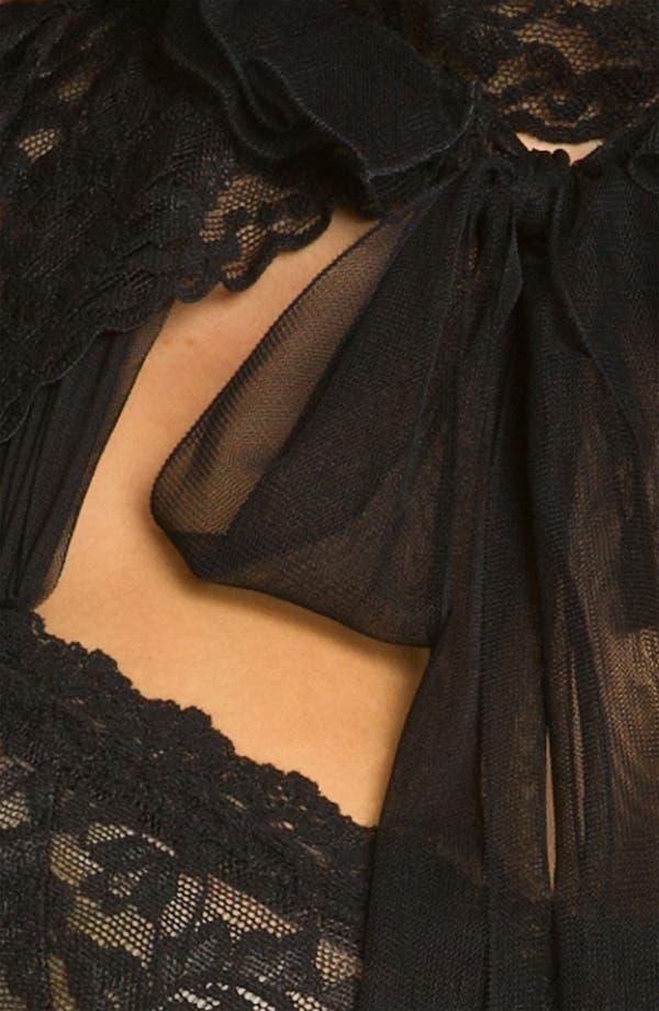 Alternate Image 3  - Hanky Panky 'After Midnight' Retro Lace Bolero
