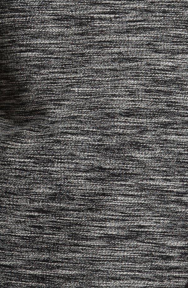 Alternate Image 3  - Trouvé Faux Leather Trim Tee