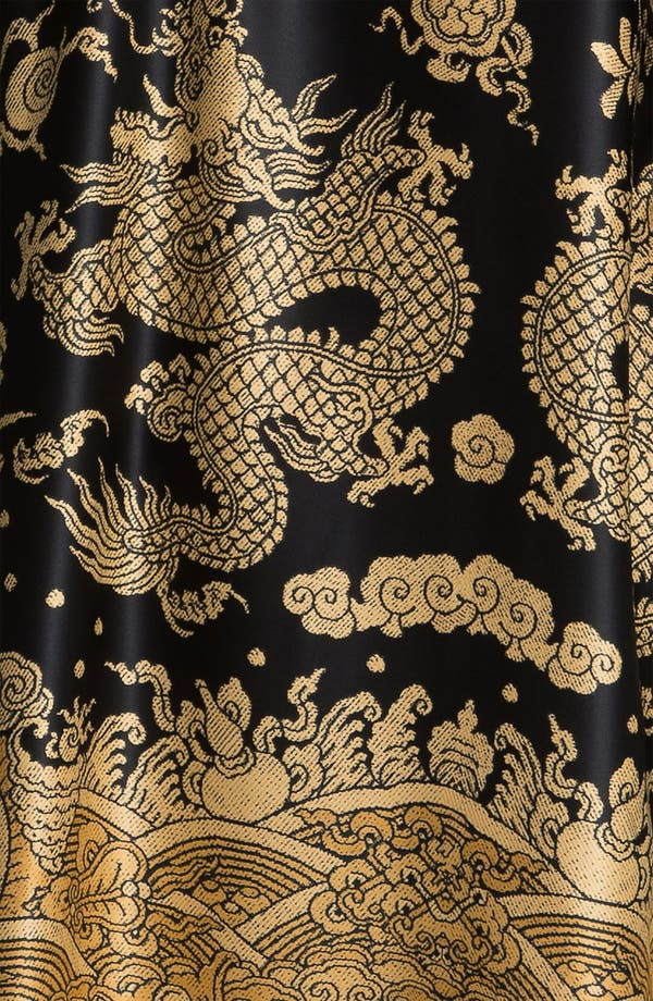 Alternate Image 3  - Natori 'Dragon' Caftan