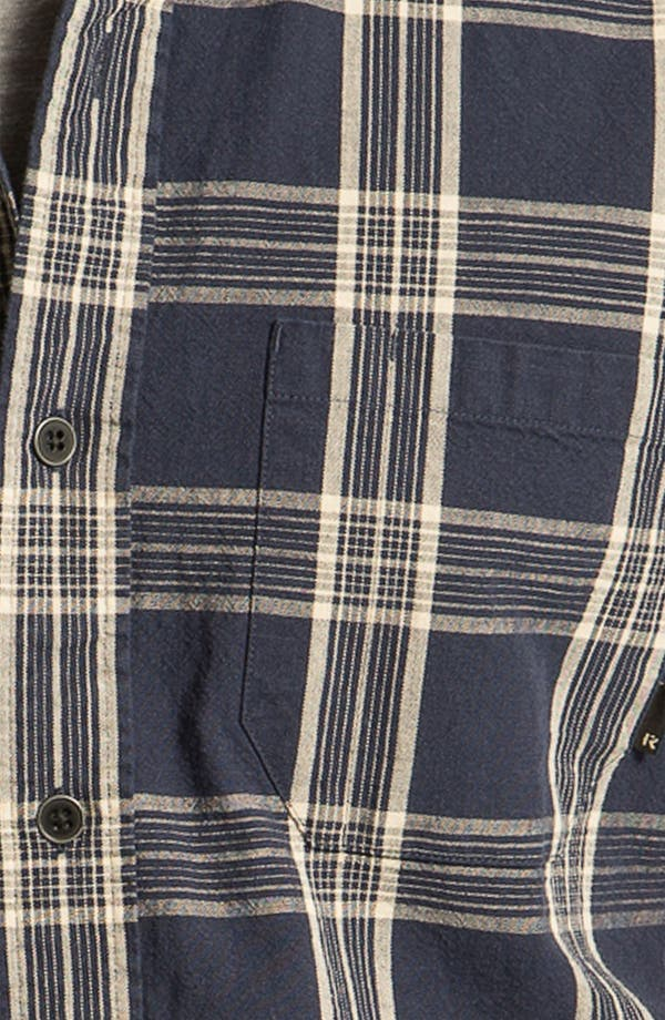 Alternate Image 3  - R44 Rogan Standard Issue Plaid Woven Shirt