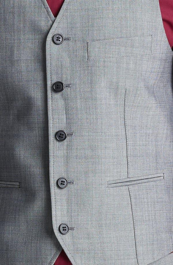 Alternate Image 3  - Topman Waistcoat
