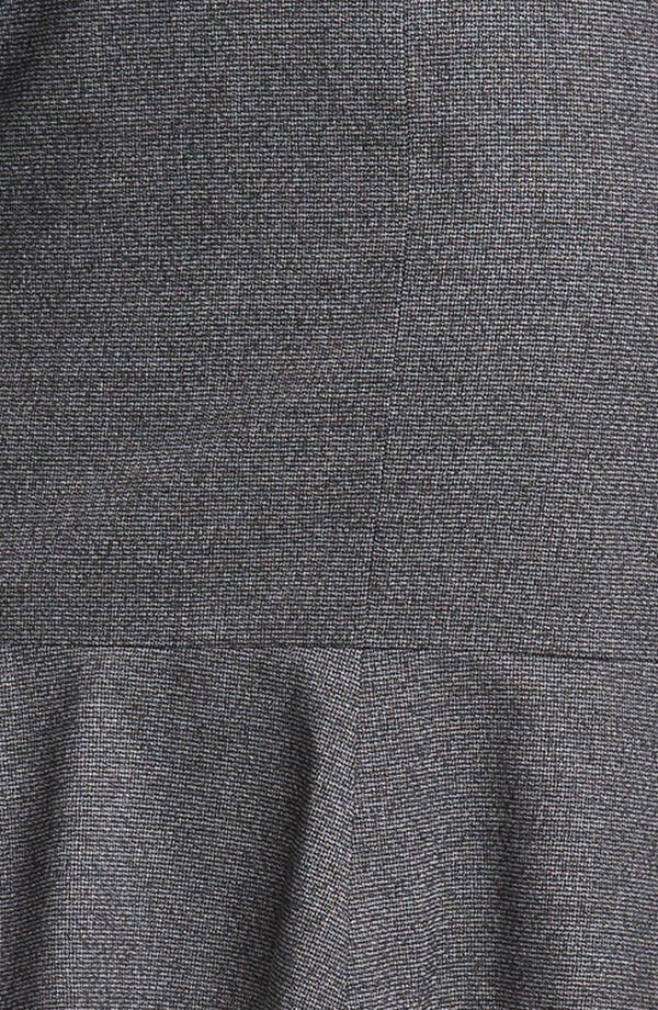 Alternate Image 3  - Sejour Herringbone Suit Skirt (Plus)