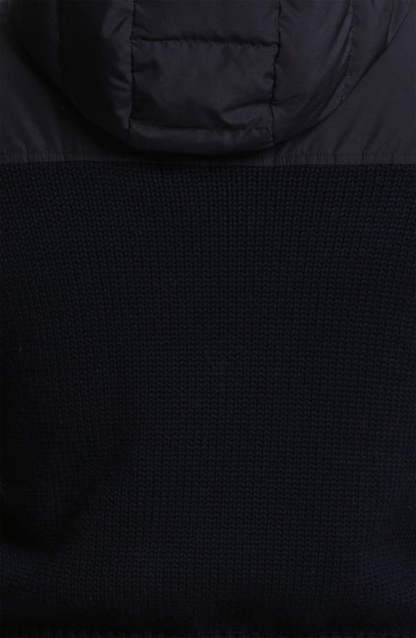 Alternate Image 4  - Jil Sander Quilted & Knit Sweater