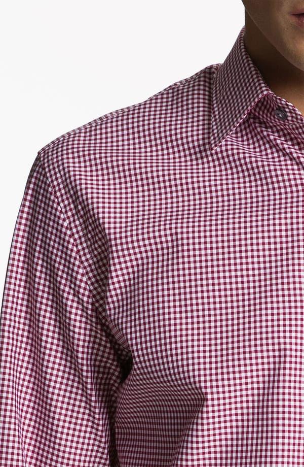Alternate Image 3  - Paul Smith London Check Print Dress Shirt