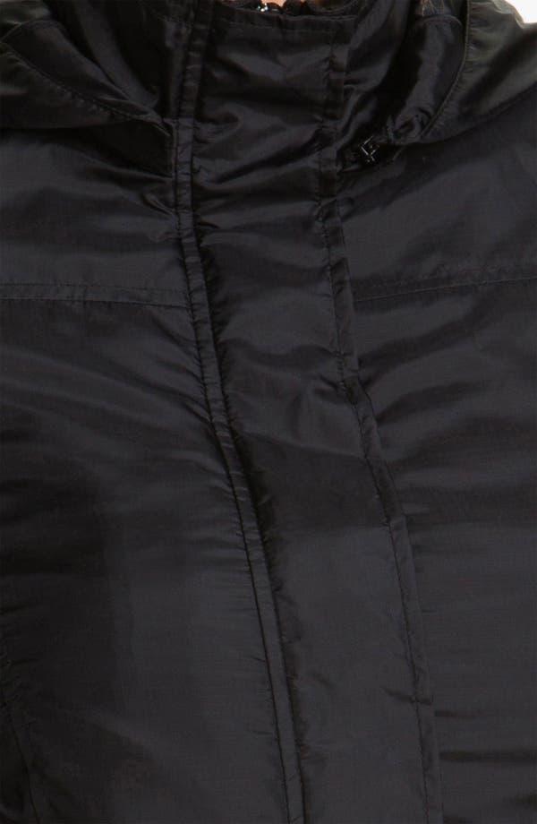 Alternate Image 3  - Colosseum 'All Day' Hooded Bomber Jacket
