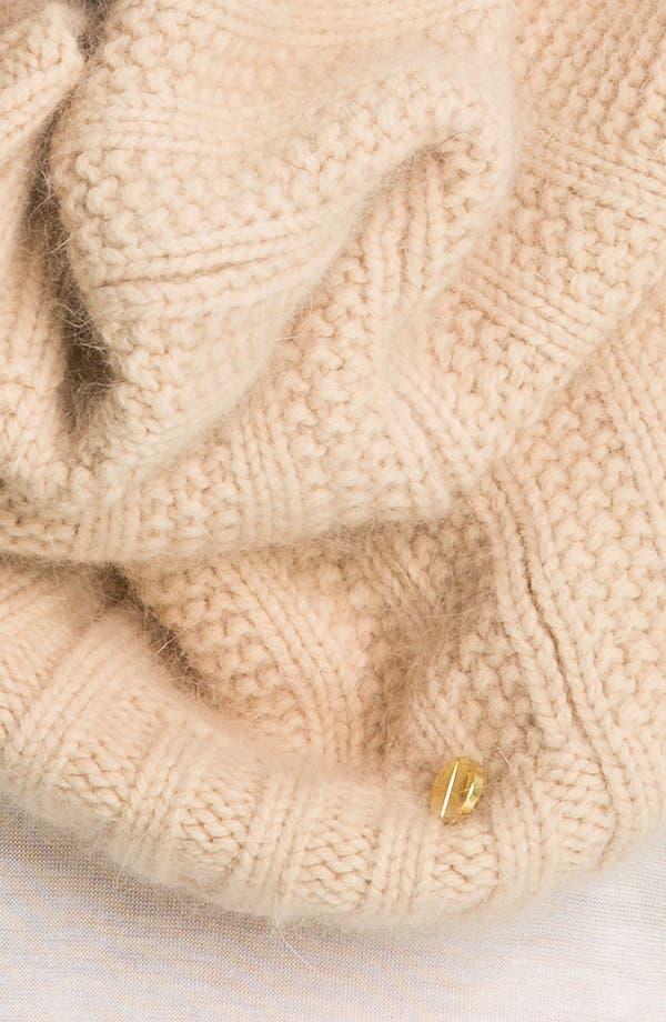 Alternate Image 2  - Ted Baker London Knit Infinity Scarf