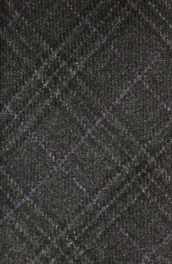 Alternate Image 2  - Samuelsohn Woven Wool Tie