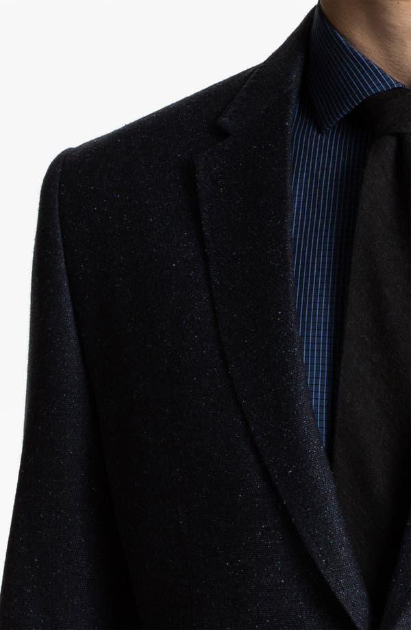 Alternate Image 3  - Ted Baker London Trim Fit Donegal Tweed Blazer