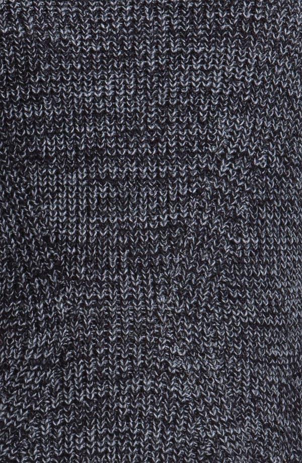 Alternate Image 3  - Caslon® Shaker Stitch Sweater Dress