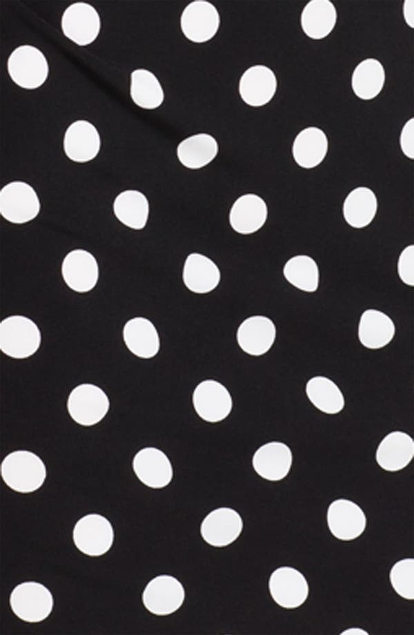 Alternate Image 3  - KAMALIKULTURE Polka Dot Dress