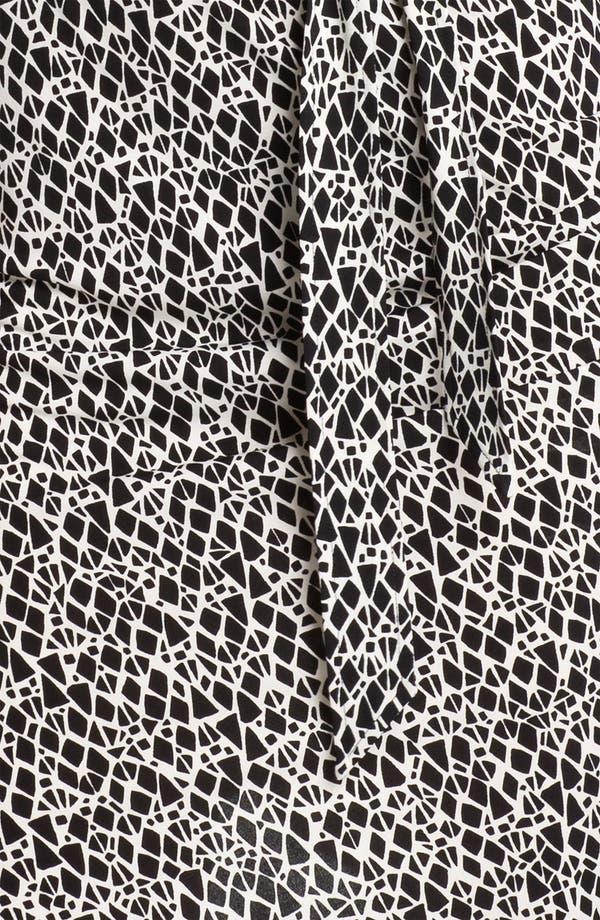 Alternate Image 3  - Laundry by Shelli Segal Print Jersey Shirtdress