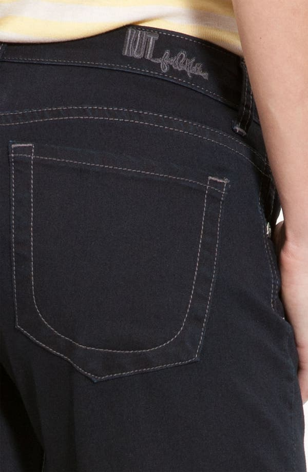 Alternate Image 3  - KUT from the Kloth 'Diana' Skinny Jeans (Delight Wash) (Online Only)