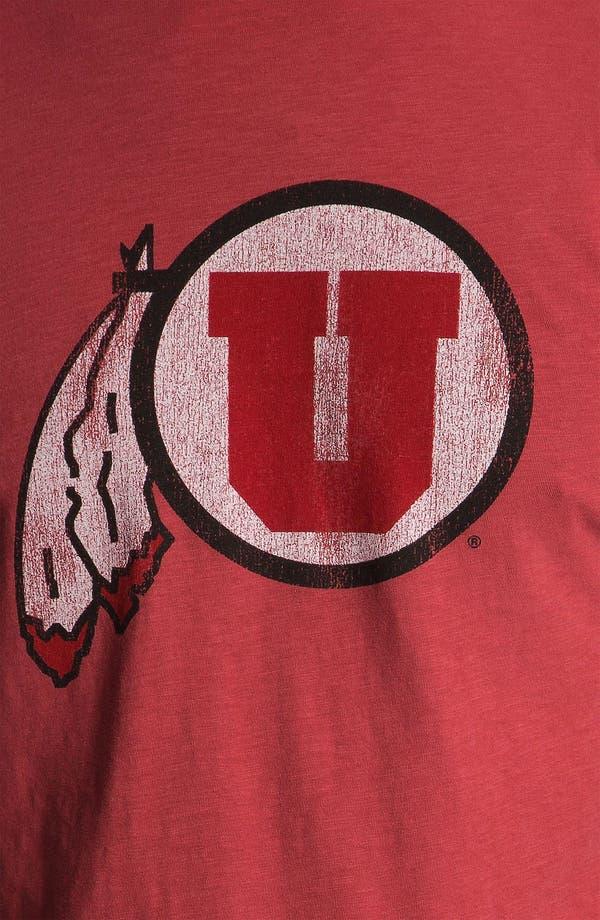 Alternate Image 3  - The Original Retro Brand 'University of Utah' T-Shirt