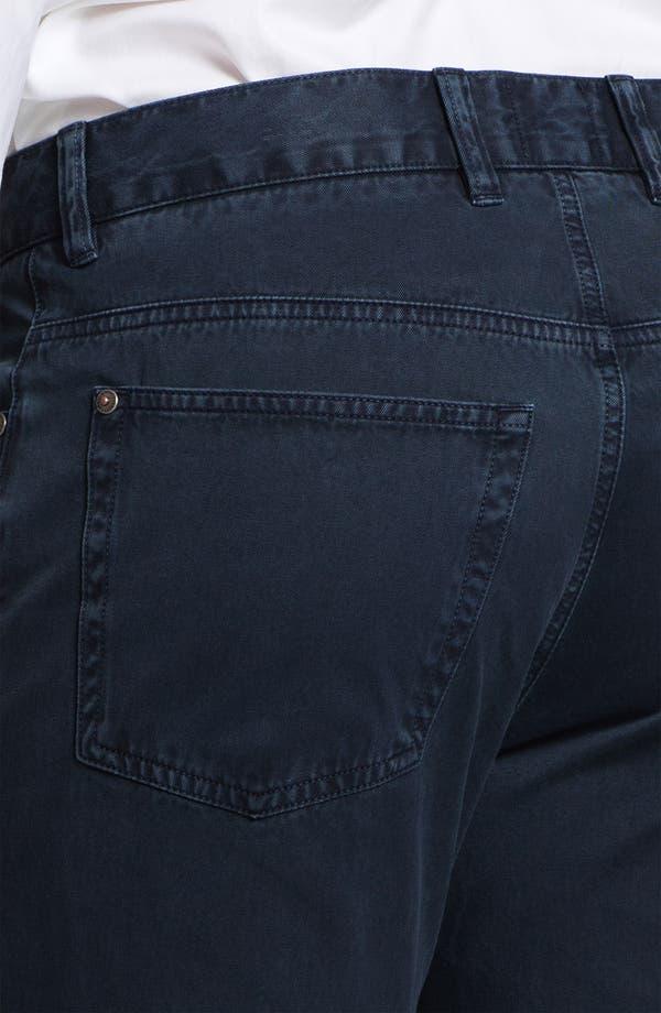 Alternate Image 3  - Robert Talbott 'Ventana' Five Pocket Pants